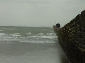 Belle météo pour un examen du N4 plongée!