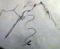 Merci à Kuent, très bon dentiste, excellent skieur et windsurfeur passionné!