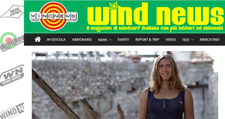 Très bel article dans Windnews!