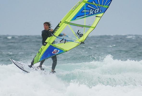 Ka sail kamikaze windsurf marine hunter